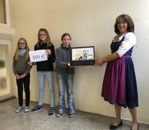 Spende an die Musik-Mittelschule Lambach